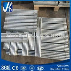Hot dipped steel round bar 16*400 length
