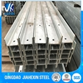 Galvanized steel h fence profile for