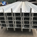 Custom perforated galvanized H beams for construction 2
