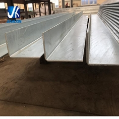 Galvanized cold bending steel lintel