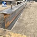 Custom engineering steel framing structural fabrication
