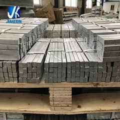 Hot Dipped Galvanized 20*20mm Steel Square Bar