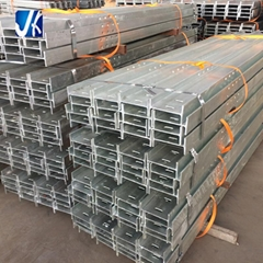 Structural Steel Carbon Steel Universal I H Shape Beam for Solar Mounting System