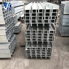AISI standard galvanised australian h post sleeper retaining wall post