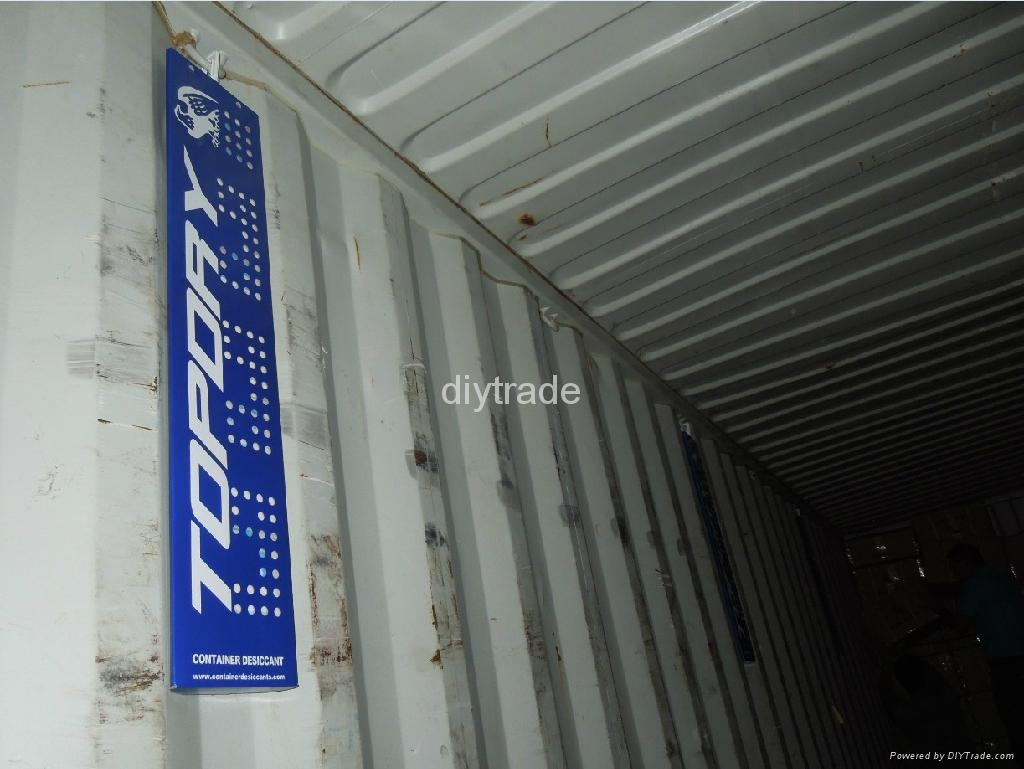 Prevent Condensation In Shipping Container