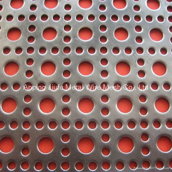 Perforated Metal 4
