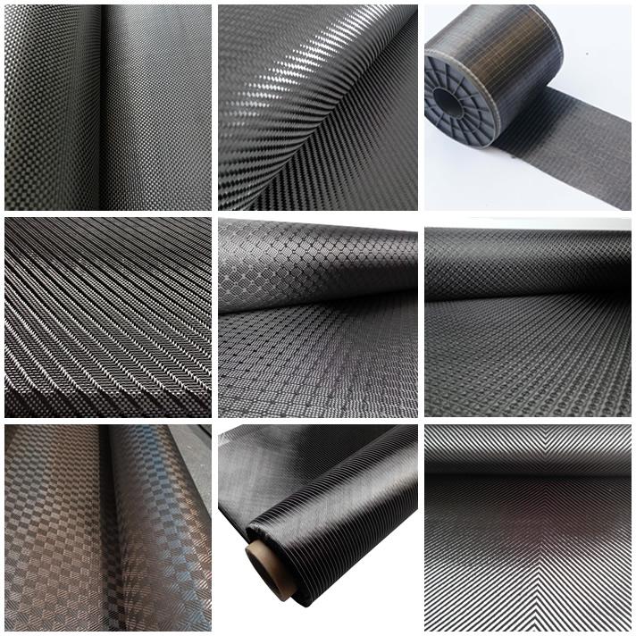 carbon fiber kevlar fabric, kevlar carbon fiber cloth 4