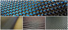 metallic carbon fiber red/green reflective carbon fiber