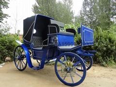 觀光旅遊YC-A0048a型馬車