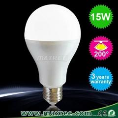 15w led bulb,E27 led bulb,e14 bulb,led e27,A60 led bulb,led light bulb