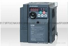 原装三菱变频器FR-D740-0.75K-CHT