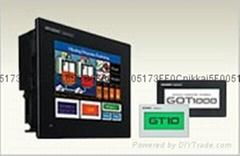 三菱触摸屏GT1055-QSBD三菱人机界面GOT1000