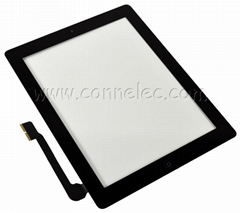 Ipad 4 touch panel assembly