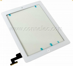 Ipad 2 touch panel assembly