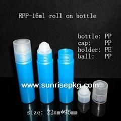 16ML塑料滚珠瓶
