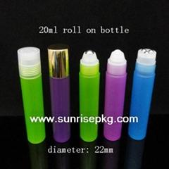 20ML塑料滚珠瓶