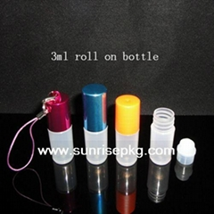 塑料滚珠瓶3ml