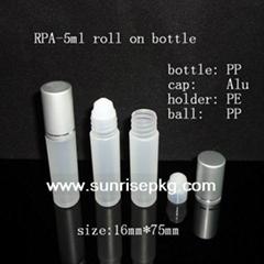 5ml 塑料滚珠瓶
