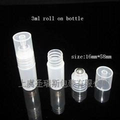 新款3ML塑料滚珠瓶