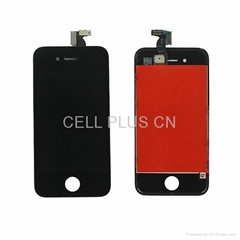 Original apple  iphone 4/4S  LCD with  digitizer complete assembly touch screen