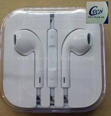 Hot selling original iphone 5/5s headset