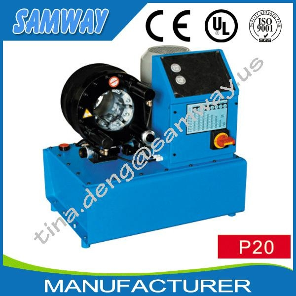 Finnpower Style crimping machine P20 - China - Manufacturer - Product