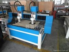 東莞SH-1325雙頭傢具雕刻機