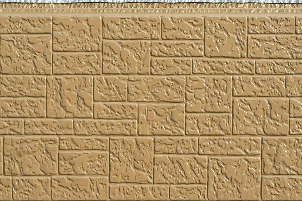 石头纹金属雕花板 1