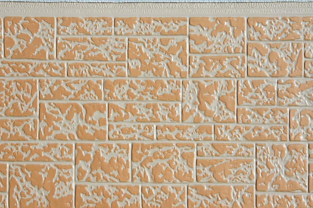 石头纹金属雕花板 5
