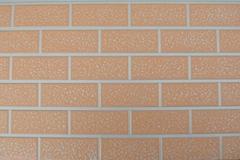 标砖纹金属压花板