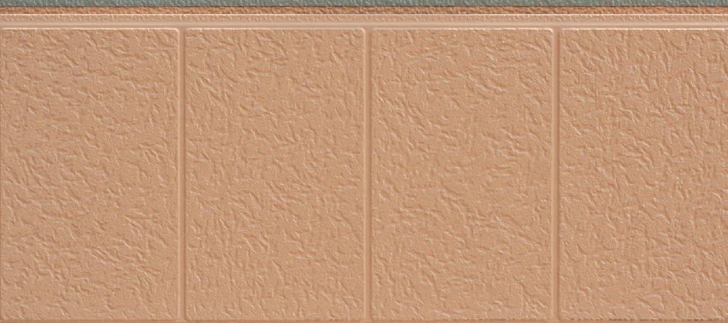 金属雕花保温一体化板 5