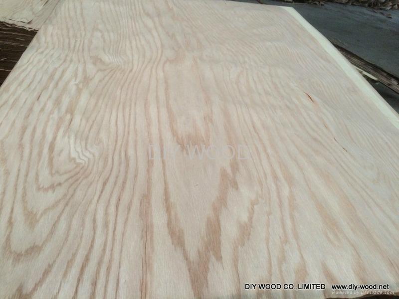 Rotary Cut Red Oak Veneer 1 Diy Wood China