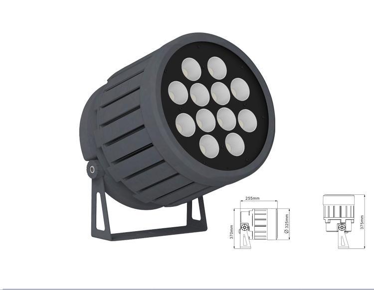 拓龍照明新款結構防水投光燈 5