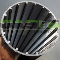 AISI 316L SS v wire water well screens