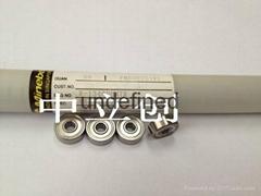 泰國製造NMB微型電機滾珠軸承L-1680zz