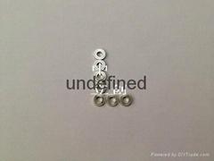 珠宝镶嵌专用轴承2.5X5X1
