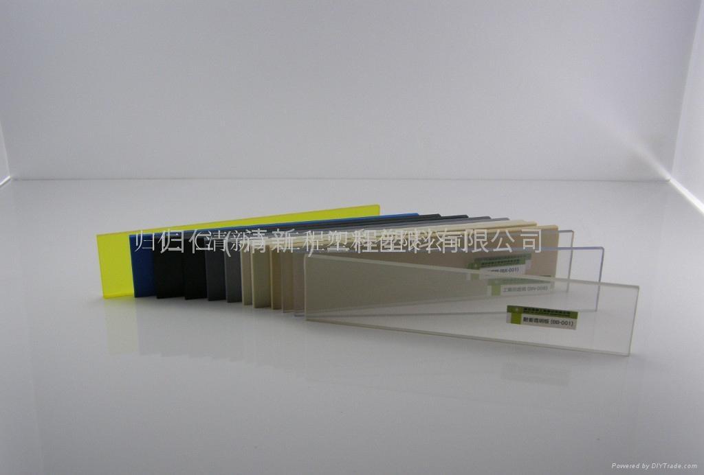 南亚PVC透明板 3