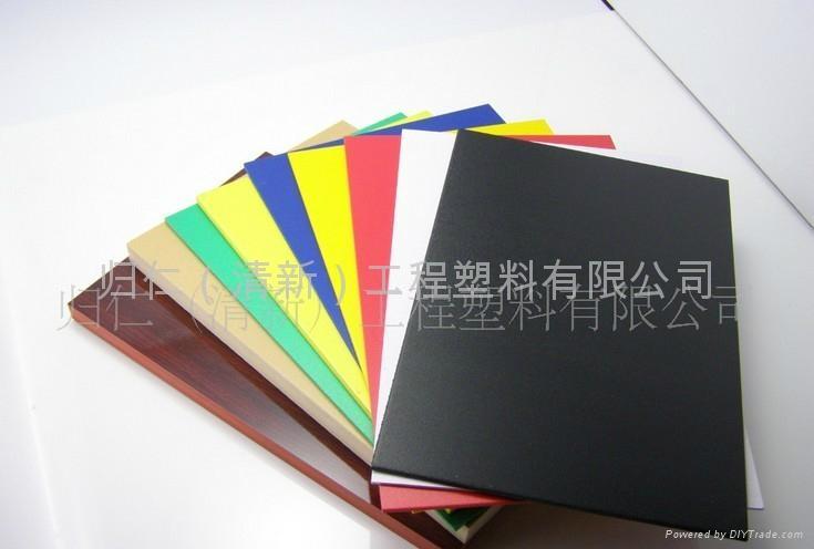 南亚PVC透明板 5