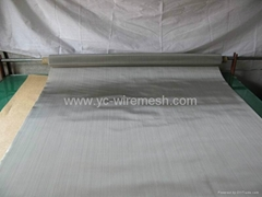 stainless steel filtration wire mesh