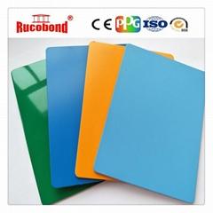 Aluminum Composite Panel Guangzhou PE PVDF