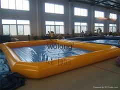 2015 PVC inflatable swim