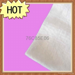 Non-woven needle punched geotextile