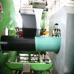 3 layers PE/PP Steel Pipe Coating Line
