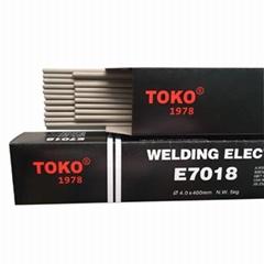 TOKO AWS E7018焊条