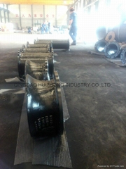 ductile iron flange bellmouth