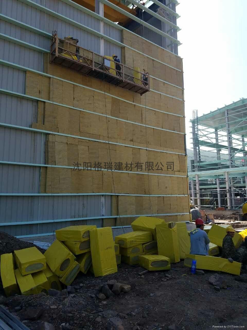 钢结构用岩棉板 1