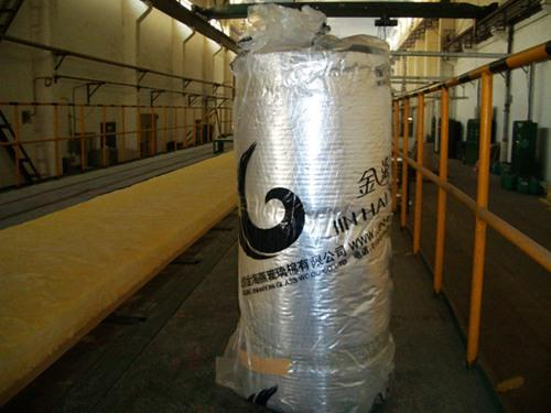 金海燕玻璃棉毡 1