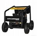 KD15/25工業級冷水電動高壓清洗機,廣場,街道,路面清洗機 1