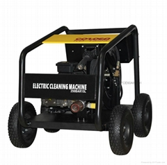 KD15/25工业级冷水电动高压清洗机,广场,街道,路面清洗机