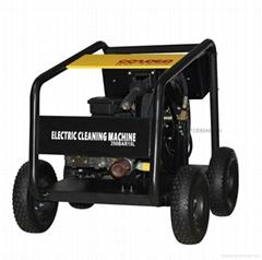 KD15/25工業級冷水電動高壓清洗機,廣場,街道,路面清洗機